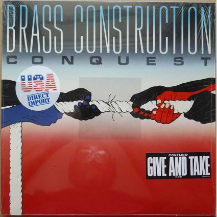 Brass Construction - Conquest
