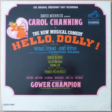 Carol Channing - Hello, Dolly! (The Original Broadway Cast Recording)