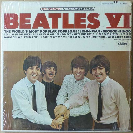 Beatles, The - Beatles VI