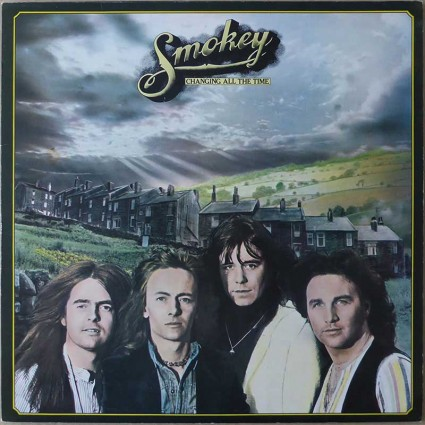 Smokey - Changing All The Time
