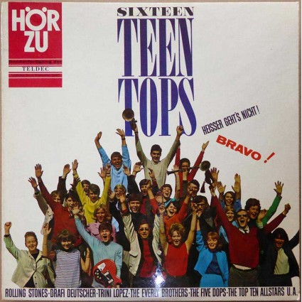 Various - Sixteen Teen Tops