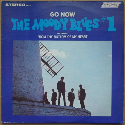 Moody Blues, The - Go Now - Moody Blues 1
