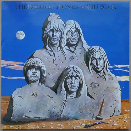 Rolling Stones, The - Solid Rock