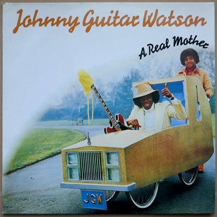 Johnny Guitar Watson - A Real Mother
