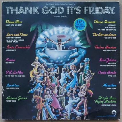 Various - Thank God It's Friday