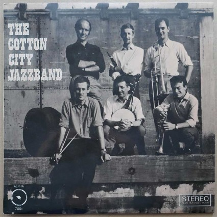 Cotton City Jazzband, The - The Cotton City Jazzband