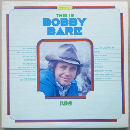 Bobby Bare - This Is Bobby Bare