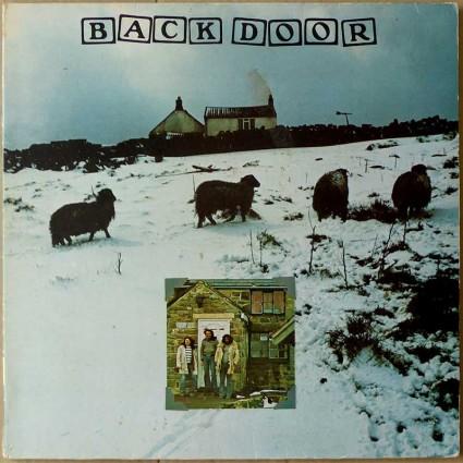 Back Door - Back Door