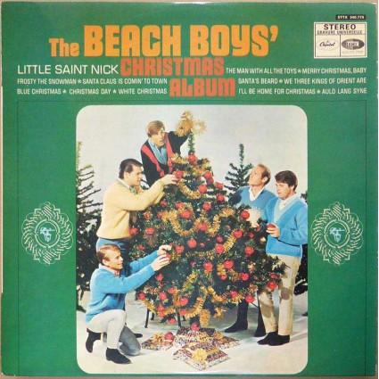 Beach Boys, The - Christmas Album
