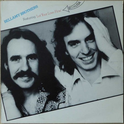 """Bellamy Brothers - Bellamy Brothers Featuring """"Let Your Love Flow"""""""