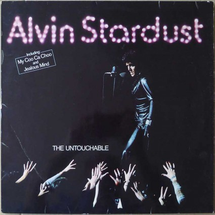 Alvin Stardust - The Untouchable