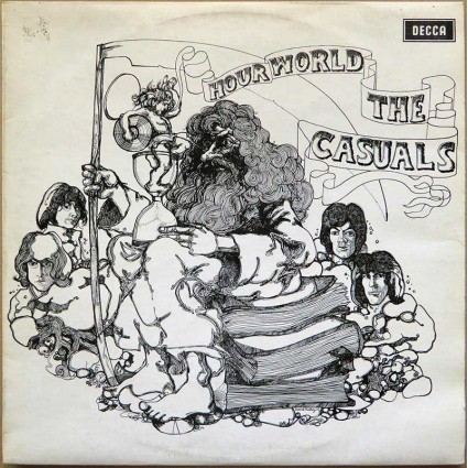 Casuals, The - Hour World