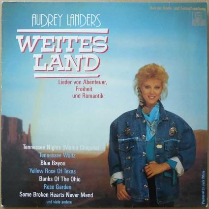 Audrey Landers - Weites Land