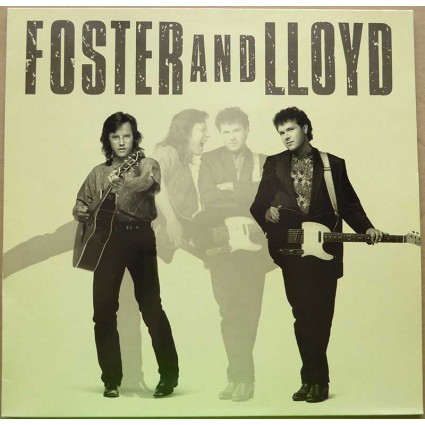 Foster And Lloyd - Foster And Lloyd