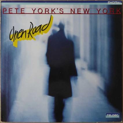 Pete York's New York - Open Road