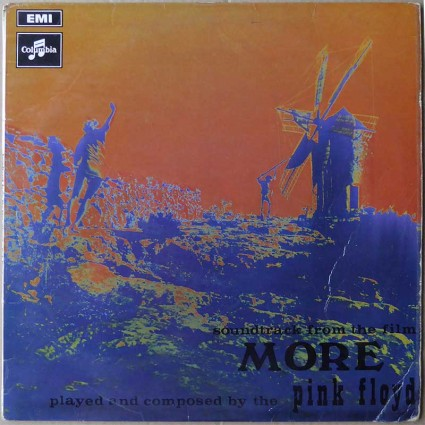 "Pink Floyd - Soundtrack From The Film ""More"""