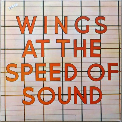 Wings - Wings At The Speed Of Sound