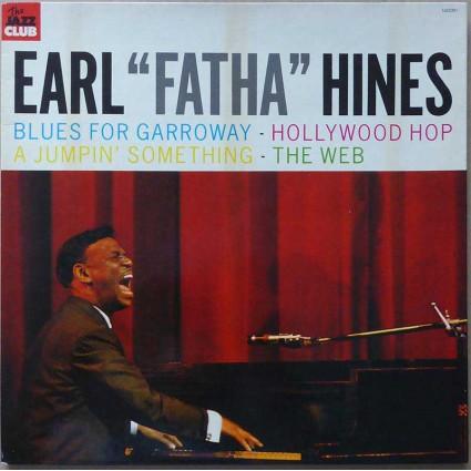 "Earl ""Fatha"" Hines - Earl ""Fatha"" Hines"