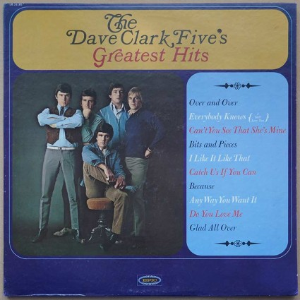 Dave Clark Five, The - The Dave Clark Five's Greatest Hits
