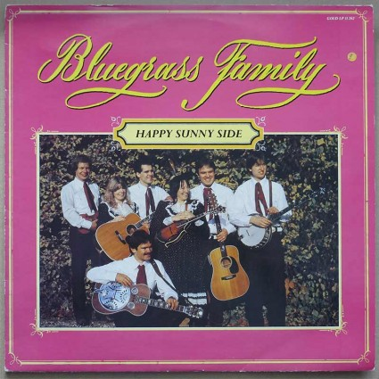 Bluegrass Family - Happy Sunny Side