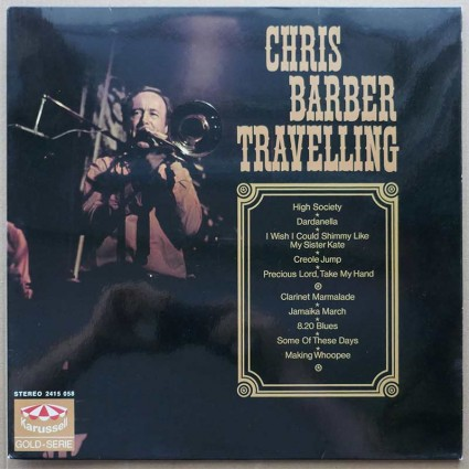 Chris Barber And His Band - Chris Barber Travelling
