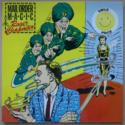 Roger Chapman - Mail Order Magic