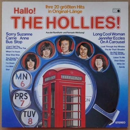 Hollies, The  - Hallo! The Hollies!
