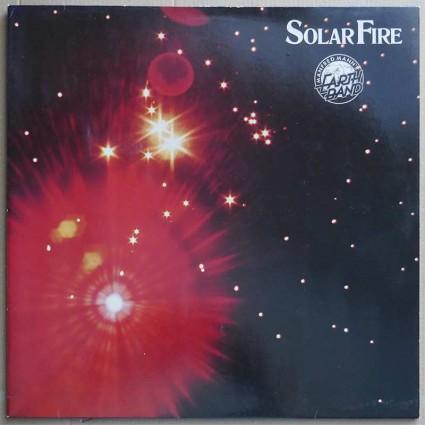 Manfred Mann's Earth Band - Solar Fire