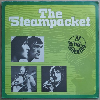 Steampacket, The - At The Beginning