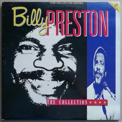 Billy Preston - The Collection