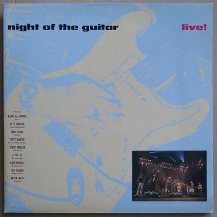 Various - Night Of The Guitar Live!